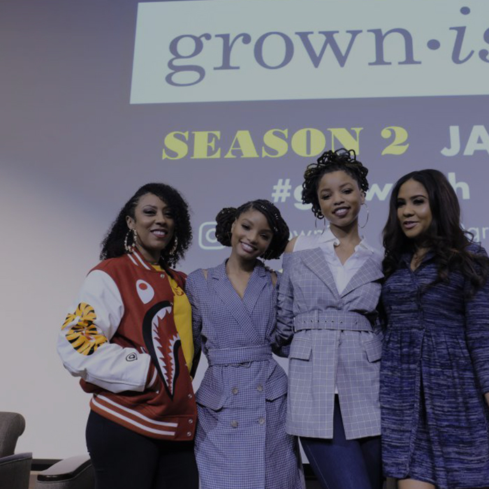LNCO Grownish